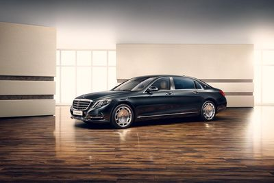 IGOR PANITZ PHOTOGRAPHY: Mercedes-Maybach