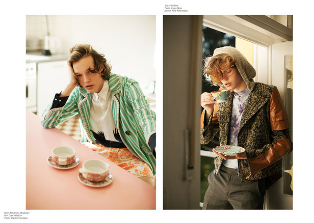 PEPPERMINTCIRCUS : SUZANA HOLTGRAVE for L´OFFICIEL UKRAINE 'FUCKING YOUNG MAG'