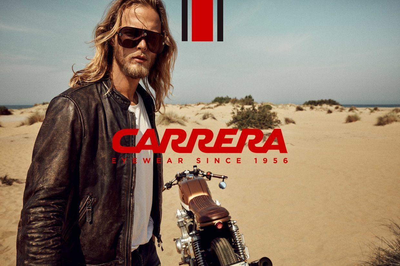 Carrera SS21 Campaign photographed by Riccardo Vimercati