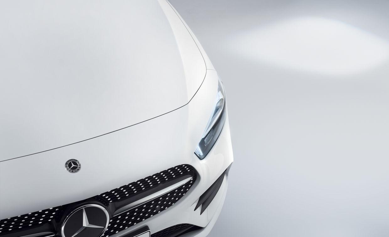 RECOM CGI : Mercedes-Benz A-Class - Studio Campaign