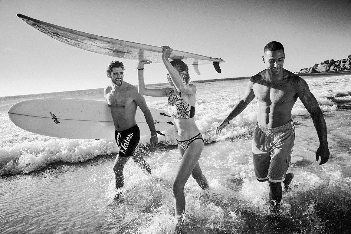 DOUBLE T PHOTOGRAPHERS: Verena Knemeyer – bonprix menswear summer campaign 2018