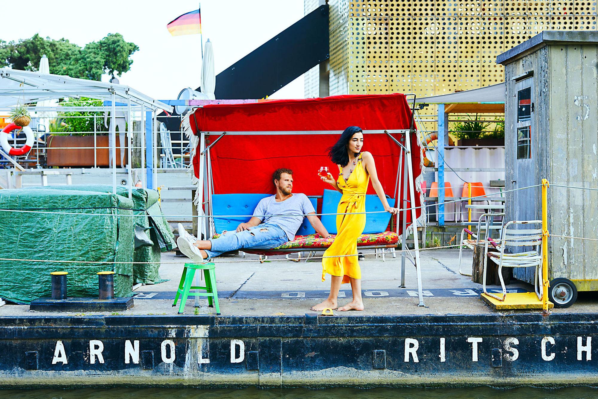 MANU AGAH Photography - RIVER CAFÉ - PERSONAL WORK