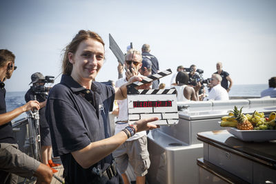 HANNE EVANS PRODUCTION SERVICES : MERCEDES S-CLASS Commercial in Monaco (Making of)
