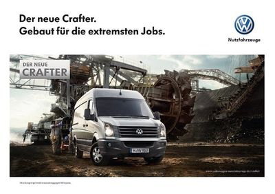 VW CRAFTER Campaign