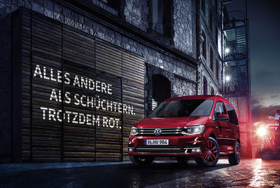 FRITHJOF OHM & PRETZSCH / VW Caddy Launch Campaign