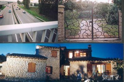 Provence Architecture by Architect Jean-François QUELDERIE