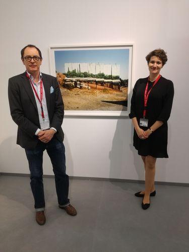 ART COLOGNE 2018 - Julian Sander 6 Tamara Könen / Julian Sander Gallery