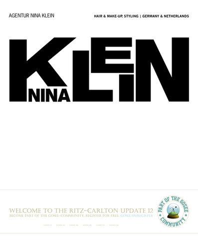 UPDATE 12 : Nina Klein