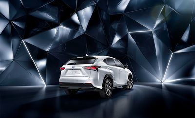 DANIEL HARTZ for LEXUS NX