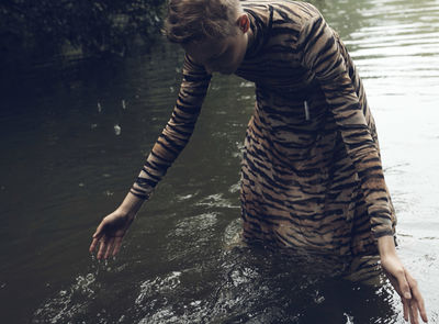 PATRICK SCHWALB for ACHTUNG MODE