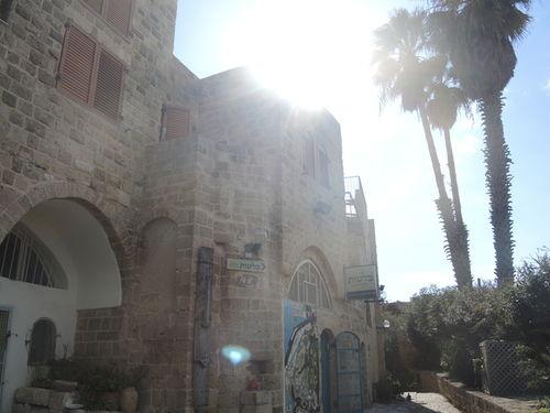 GOSEE : Jaffa Old Town