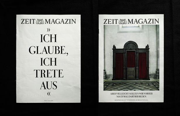 BRUECKNERFISCHER : Dieter MAYR for ZEIT MAGAZINE - Gold at Lead Award