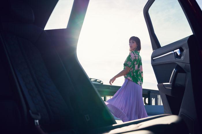 SEVERIN WENDELER: TRANSPORTATION SPECIAL // AUDI RS Q3 SPORTBACK - Photo by Agnieszka Doroszewicz c/o Severin Wendeler