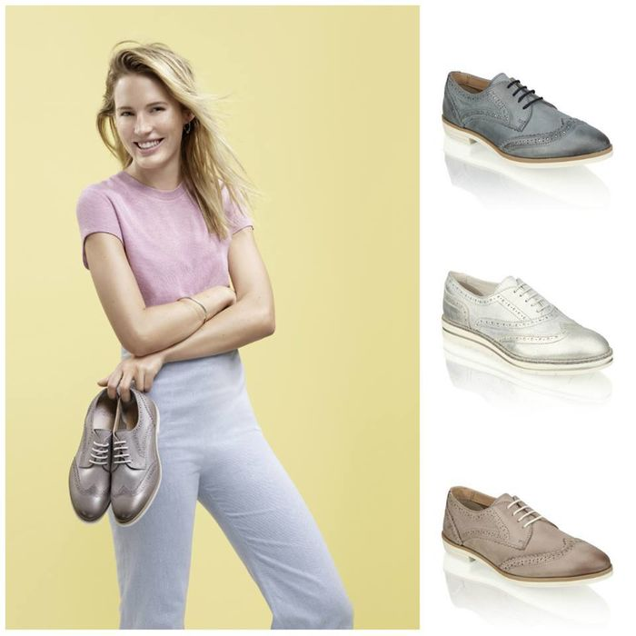 Tanja for SHOE4YOU Campaign