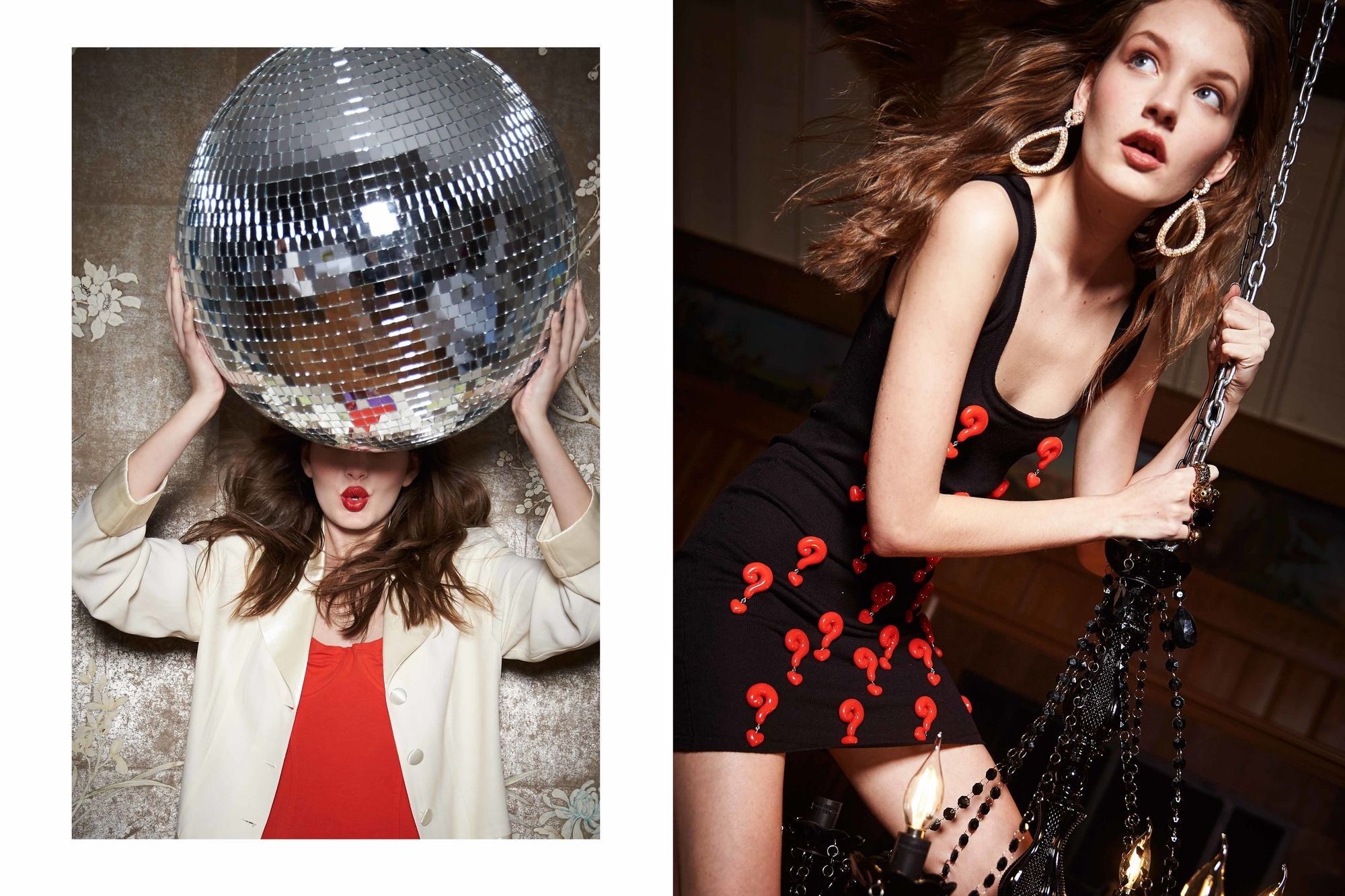 ALYSSA PIZER MANAGEMENT: Party People by Cindy James