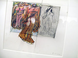 Gagosian Gallery Paris : Richard Prince - De Kooning