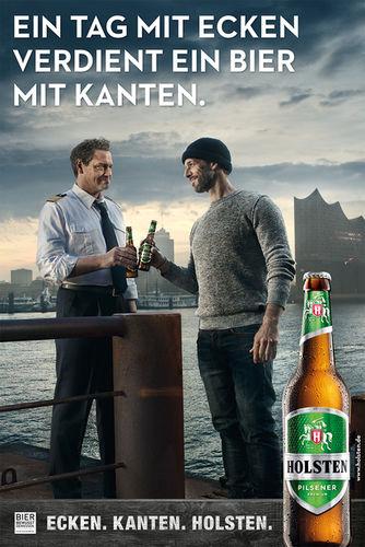 Holsten Pilsener Campaign