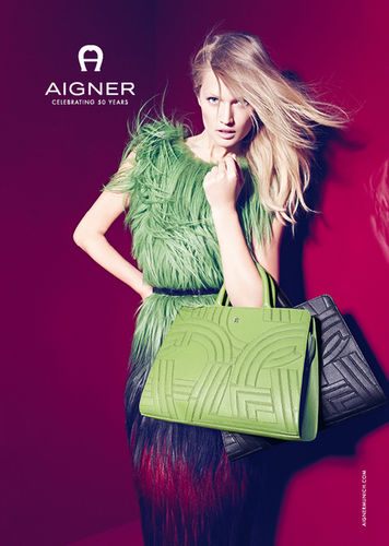 AIGNER CAMPAGN FW 2015