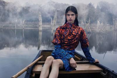 Incantation Dior Resort 2017 for Vogue Ukraine by DAMIEN KRISL