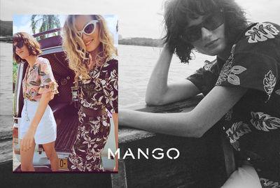 HUNTER & GATTI for MANGO