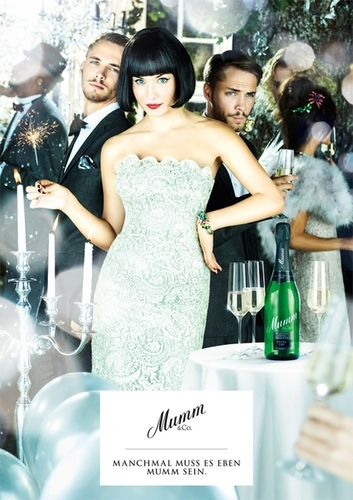ESTHER HAASE for MUMM
