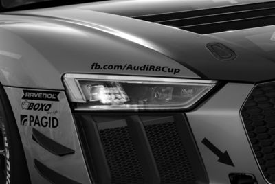 PERSONAL WORK - AUDI R8 SPORT CUP 2019