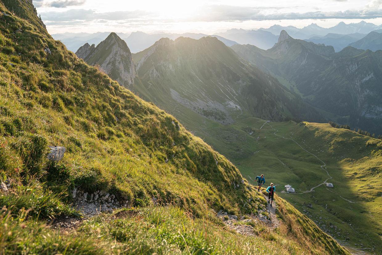 FILME VON DRAUSSEN für Bächli Bergsport - Trailrunning