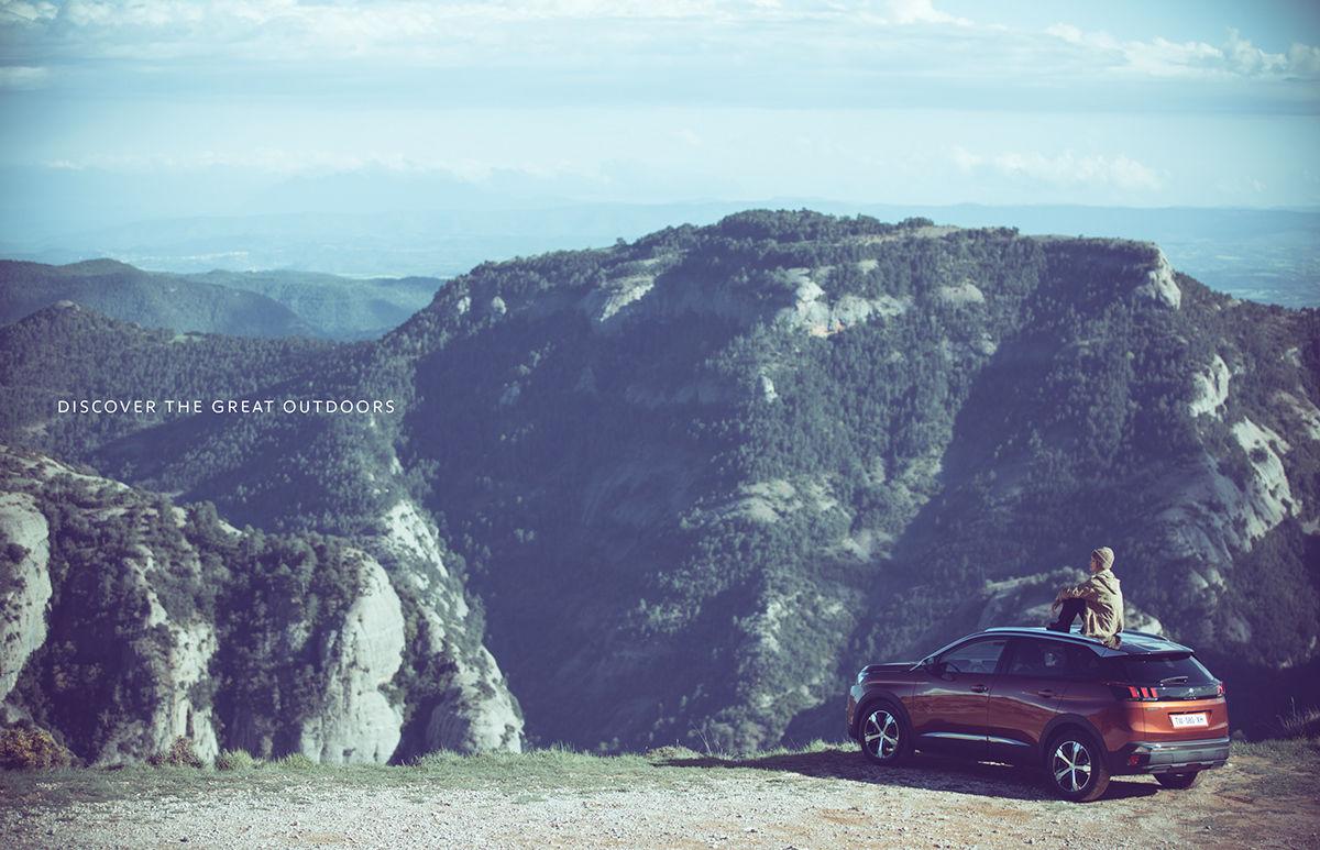 CREAM / NEW SUV PEUGEOT 3008 LIFESTYLE