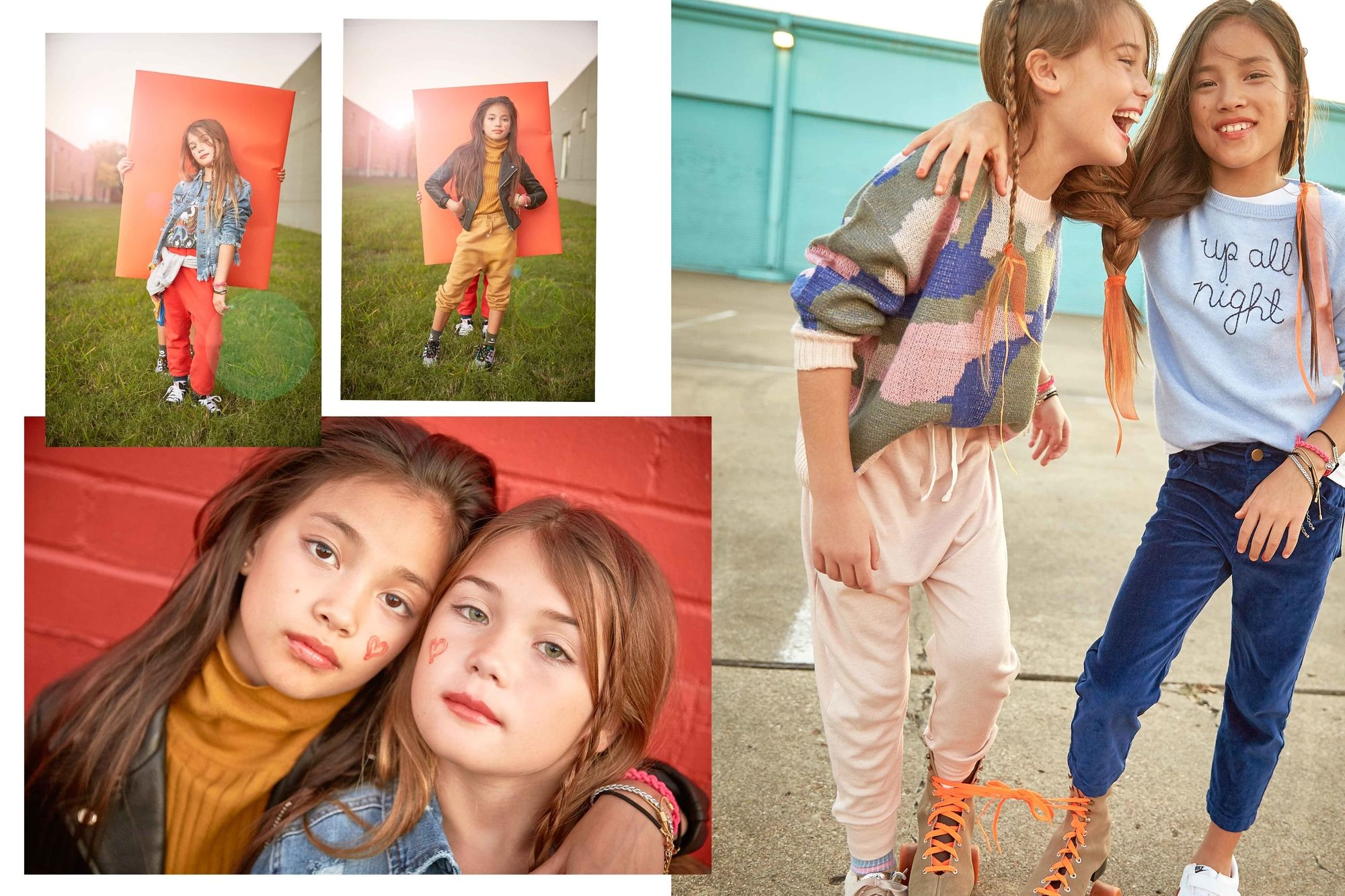 ALYSSA PIZER MANAGEMENT: BFFs by Cindy James