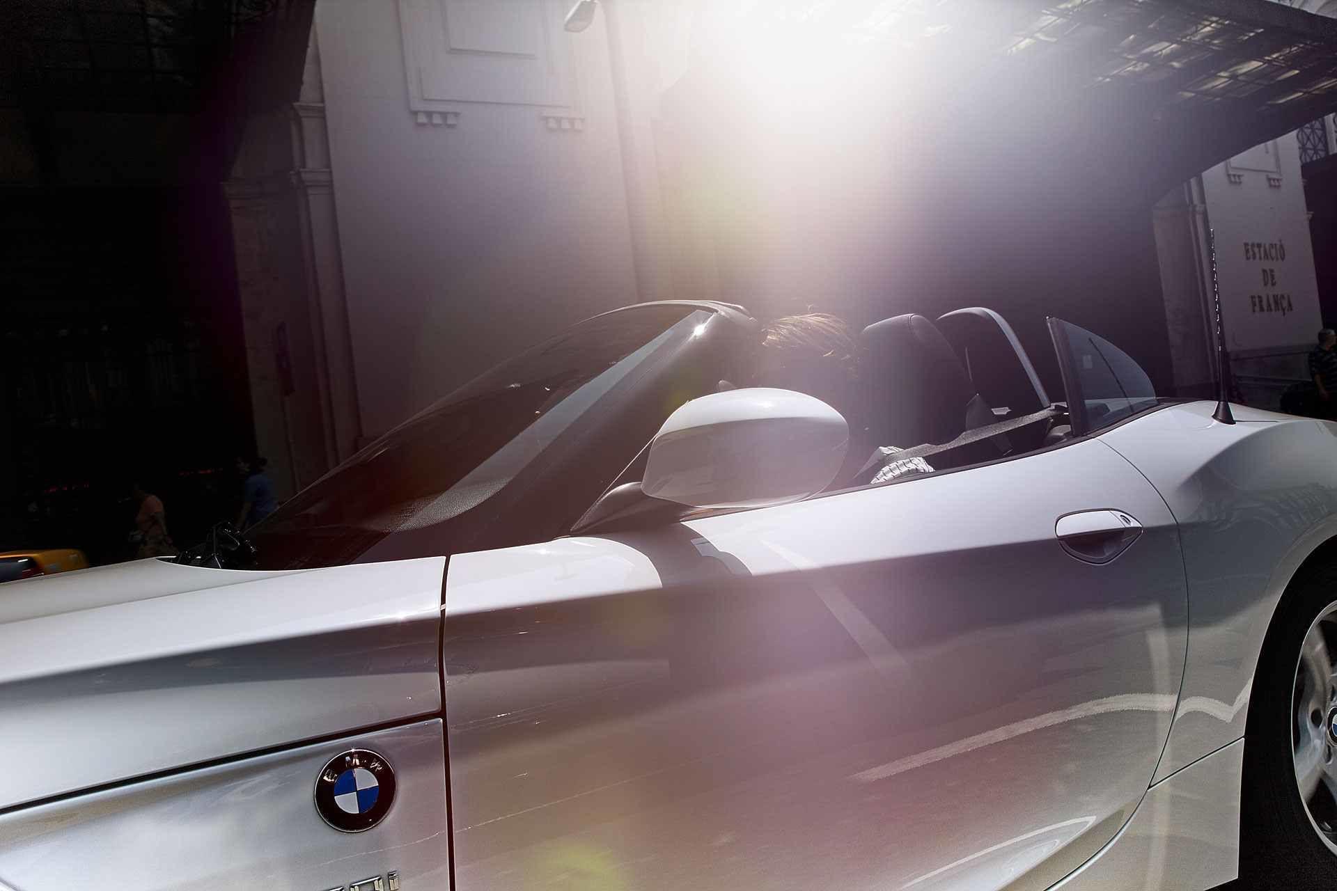 BMW Z4 BY DAVID MAURER