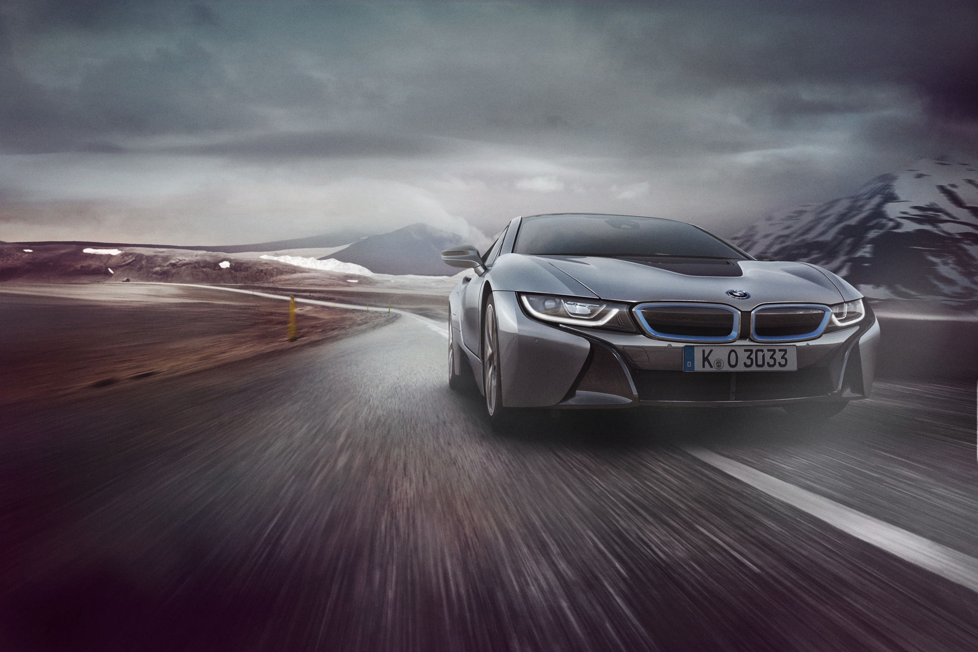 """BEN & MARTIN shooting """"i8land"""" w/ the BMW i8 in Iceland"""
