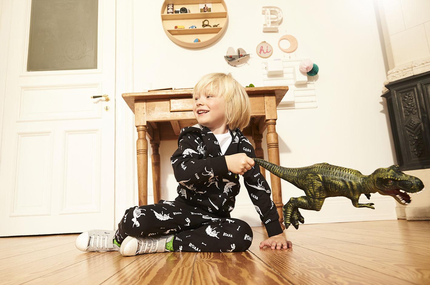 MIRIAM LINDTHALER C/O TOBIAS BOSCH FOTOMANAGEMENT FOTOGRAFIERT DIE AKTUELLE JAKO-O KAMPAGNE HERBST WINTER 2019