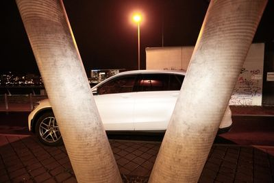WE! SHOOT IT, through the night for MB Socialcar