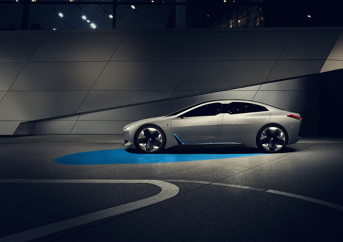 BMW i Vision Dynamics Concept: Victor Jon Goico for BMW AG