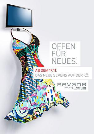 ROCKENFELLER & GOEBELS : Sabine SCHEER for SEVENS