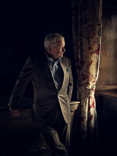Robert Brembeck c/o AGENTUR NEUBAUER portrays Robert Dr. Wolfgang Porsche for STERN MAG