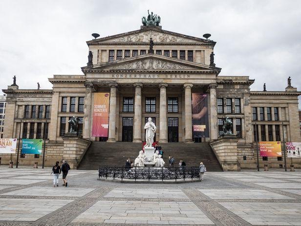 COSMOPOLA Artist BJÖRN EWERS for Konzerthaus Berlin