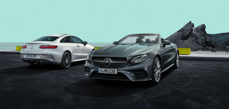 RECOM CGI : Mercedes E-Class Campaign