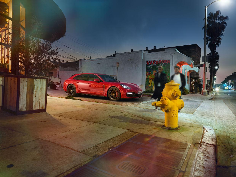 RECOM CGI : PORSCHE Panamera GTS