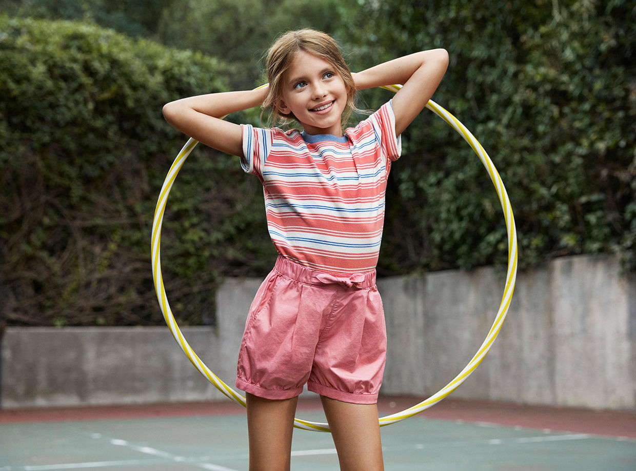 Anouk Nitsche c/o FREDA WOOLF for Uniqlo Kids
