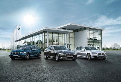 BMW Familyshots