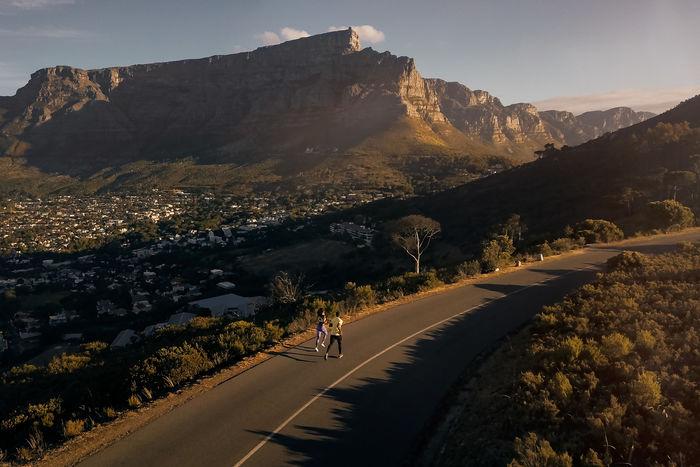 STEPHAN SCHMICK | Running Signal Hill | Cape Town