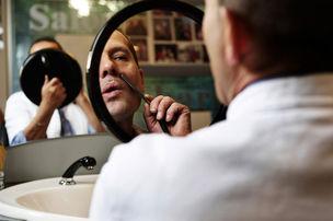 KOMBINATROTWEISS : Frank BAUER for ADAC TRAVELMAGAZINE