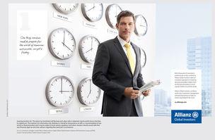 MARION ENSTE-JASPERS : Jens UMBACH for ALLIANZ GLOBAL INVESTORS