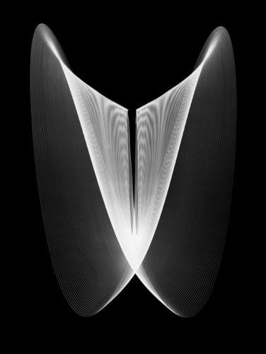 Heinrich Heidersberger Light Harmonies. Die Rhythmogramme
