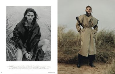 PRODUCTION BERLIN - German Vogue -Sylt