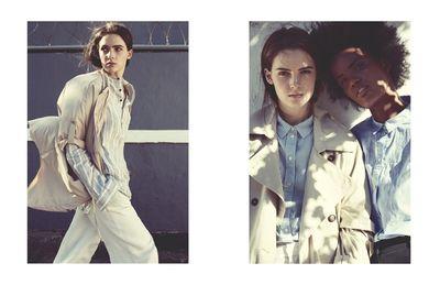 Mascha Möller c/o NINA KLEIN for Lucy´s Magazine