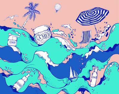 POMME CHAN // La Mer