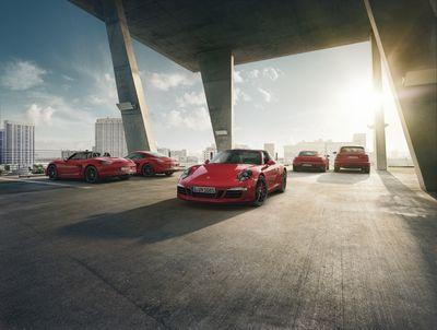 Porsche  `die Modelle´