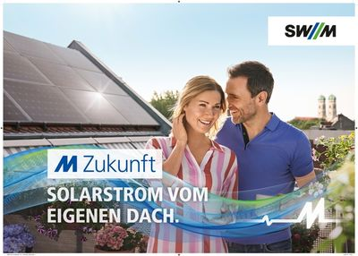 NEVEREST for Stadtwerke München / Smart City Campaign